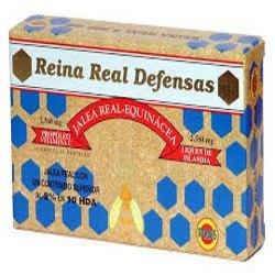 REINA REAL DEFENSAS de Robis
