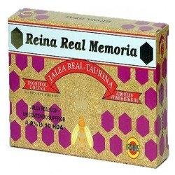REINA REAL Memoria de Robis