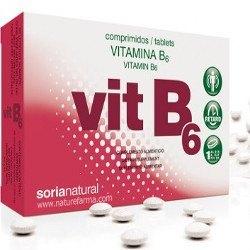 Vitamina B6 de Soria Natural
