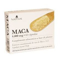 Maca 4000 mg de Natysal