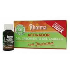 Activador del Crecimiento del Cabello con Guarana