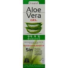 Aloe Vera Gel de Drasanvi 99.9% 200 ml