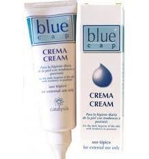 Blue Cap Crema