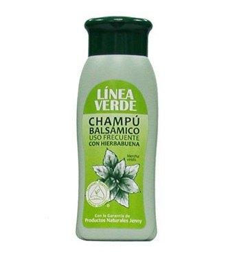 Champu Balsamico con Hierbabuena de Linea Verde